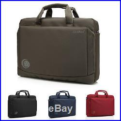 15.6 inch Notebook Computer Laptop Bag For Men Women Briefcase Messenger Bag