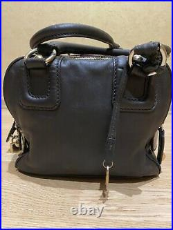 Authentic Dolce & Gabbana Lily bag brown. Laptop. Limited. Genuine leather l