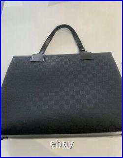 Authentic Gucci briefcase laptop Bag