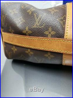 Authentic LOUIS VUITTON M51115 Monogram Franelli 45 Travel Laptop Bag EUC