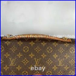 Authentic Louis Vuitton Beverly Monogram Canvas Briefcase Business Laptop Bag