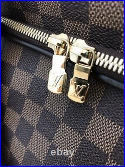 Authentic Louis Vuitton Damier Ebene Icare Briefcase Business Or Laptop Bag