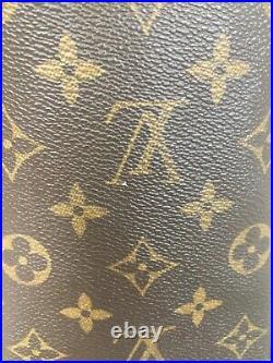 Authentic Louis Vuitton Monogram Canvas Briefcase Business Laptop Bag