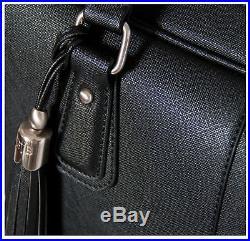 BfB Laptop Bag for Women Handmade Messenger Computer Bag 2 Padded Sleeves