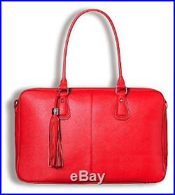 BfB Laptop Tote Laptop Shoulder Bag For Women 2 Padded Sleeves Ideal Bag