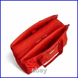 CANYON SUNSET Vera Bradley Triple Compartment TRAVEL Bag Trolley Sleeve NWT