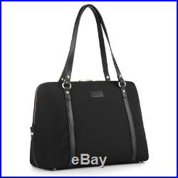 CHICECO Travel Tote Women's Briefcase for 15.6-Inch Laptops Carry On Bag