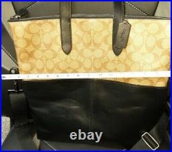 COACH Leather Crossbody Laptop Bag Brown BRAND NEW without Tags