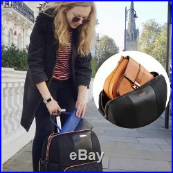 Cabin Max Travel Hack Cabin Luggage Suitcase for Women 55x40x20 Laptop Bag Carry