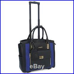 Cabrelli Polly Pocket Roller Women's Rolling Bag Laptop Case Brief Case 718003U