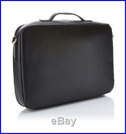 Calvin Klein Frame Laptop Bag, Womens Black, 5x27x38 cm (B x H T)