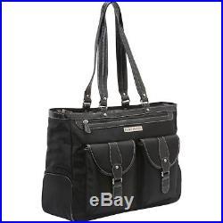 Clark & Mayfield Marquam Laptop Handbag 18.4 7 Colors Women's Business Bag NEW
