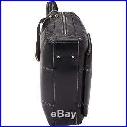 Clark & Mayfield Morrison Leather Laptop Handbag 18.4 Women's Business Bag NEW