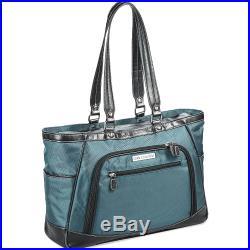 Clark & Mayfield Sellwood XL Laptop Tote 17.3 Deep Women's Business Bag NEW