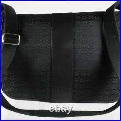 Coach 77004 Hudson Laptop, Messenger, Diaper Bag, Black