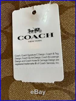 Coach Saddle Laptop Bag women- NWT