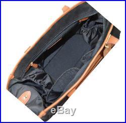 Coach Sawyer Baby Diaper Laptop Bag Style 37758 Black & Brown Trim NEW