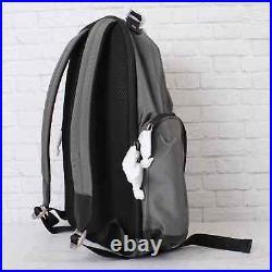 Coach Voyager Backpack Laptop Grey Bag Men's Travel Nylon Commuter