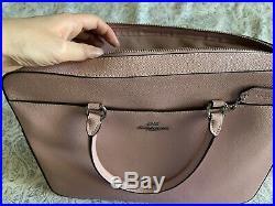Coach laptop bag women