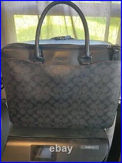 Coach large handbags new with tags