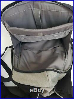 Cote et ciel mens womens Backpack travel work laptop grey