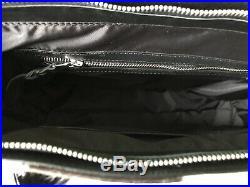 Cowhide Tote Purse Handbag Leather Shoulder Laptop Bag Womens Black Brown Large