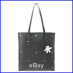 Disney Store Japan Tote Bag Mickey Men Woman Girls Unisex Laptop Leather Large