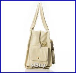 Graceship Laptop Bag for Women Hong Kong 15-inch Beige Computer /
