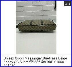 Gucci Supreme Bag
