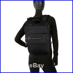 Hedgren Kayla Convertible Laptop Backpack Tote Black Women's Business Bag NEW