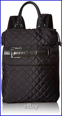 Hedgren Kayla Women's 15.6-Inch Convertible Laptop Backpack (Black)