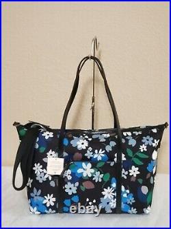 KATE SPADE Carley JAE WEEKENDER TOTE DUFFLE BAG satchel laptop baby bag pick 1