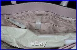 KATE SPADE Molly Large Work Tote Shoulder Laptop Bag Purse Tutu Pink NWT