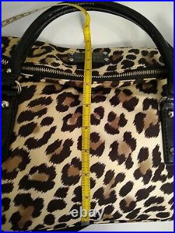Kate Spade Bag Small Leslie Crossbody Leopard Animal Print new with tags