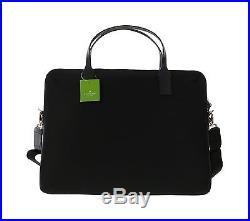 Kate Spade Blake Avenue Daveney Laptop Shoulder Bag Handbag Bl. 2 Day Shipping