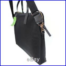 Kate Spade Blake Avenue Daveney Laptop Shoulder Bag Handbag Briefcase Black New