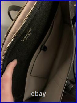 Kate Spade Margaux Large Work Tote Black $395+ Laptop Shoulder Bag