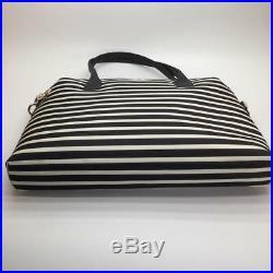 Kate Spade New York Universal Nylon Slim Commuter Striped Laptop Case NWT