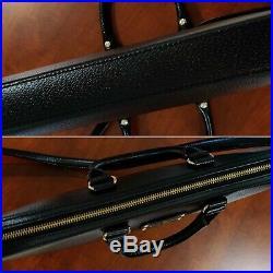 Kate Spade New York Wellesley Black Leather 15 Laptop Bag