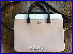 coupon code exquisite design good reputation Kate Spade New York Women's Saffiano Laptop Bag Black Rose ...