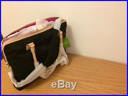 Kate Spade Wkru3261 Womens Kennedy Park Calista Black Nylon Laptop Bag