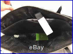 Kate Spade blake avenue daveney laptop shoulder hand bag briefcase black nylon