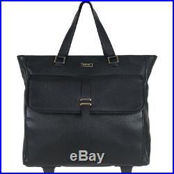 Kenneth Cole Reaction Runway Call 15 Wheeled Laptop Women's Business Bag NEW