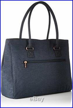 Kipling Artego, Womens Laptop Bag, Blau Spark Navy, 39x28.5x15 cm B x H T