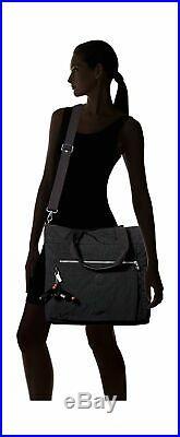 Kipling Women's Lizzie Laptop Tote Bag, Removable, Adjustable Crossbody Strap
