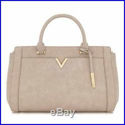 LaBante London'Dawson' Vegan Leather Carryall Laptop Bag for Women (Taupe)