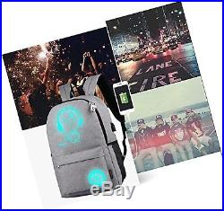 Laptop Backpack for Men Womens Anti Theft Bookbags Casual Daypack Travel Bag