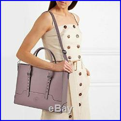 Laptop Bag for Women, 15.6 17 Inch Laptop Tote Multi-Pocket Work Tote Bag Struct