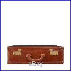 Laptop Case Lawyer Womens Mens Messenger Bag Leather Briefcase Attache Wallet