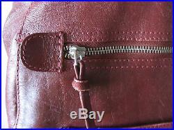 Large Women Genuine Leather Travel Laptop Weekender Bag Handcrafted Custom Made